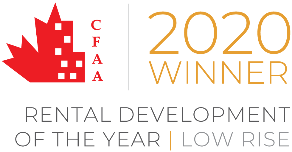 CFAA Rental-Development Award Winner